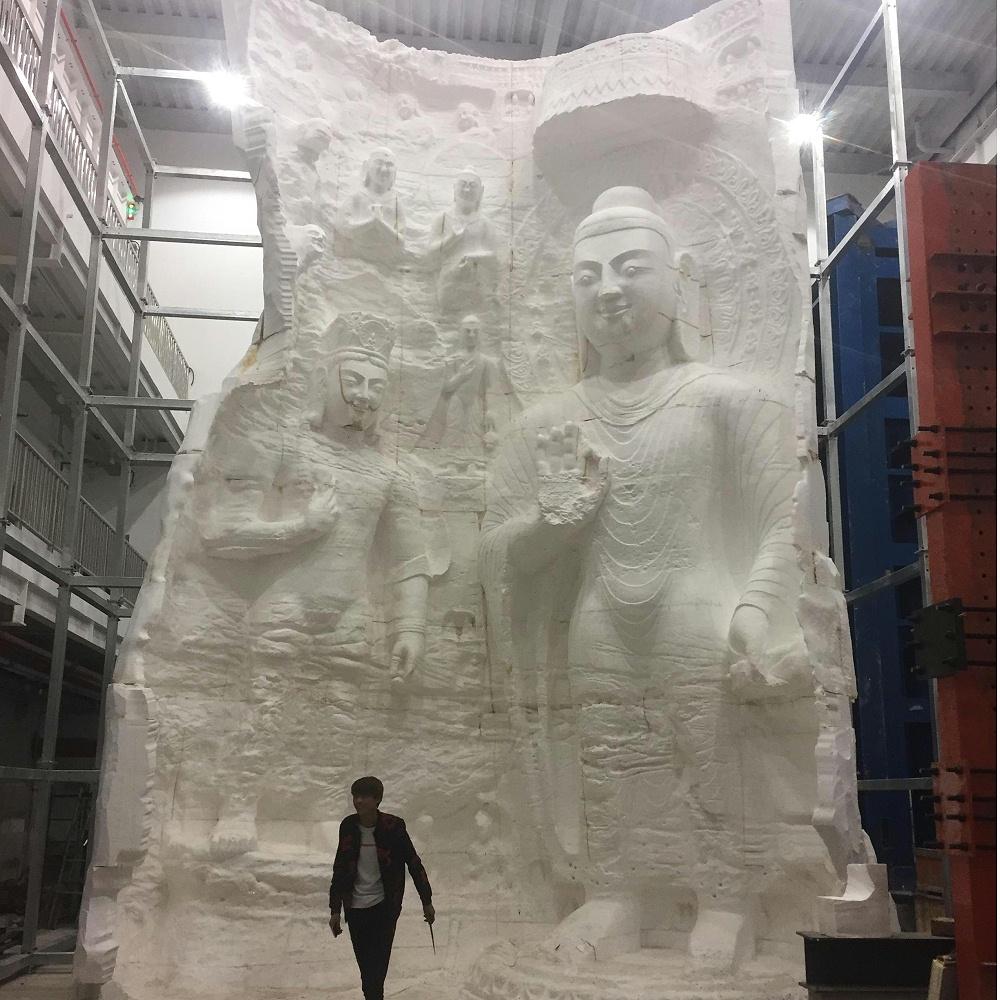 泡沫雕定制 浮雕   雕塑合集