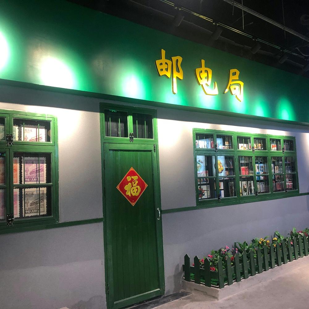 商业美陈 中庭吊饰 网红街区 天津